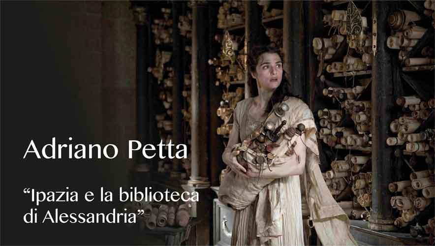 Adriano Petta, Ipazia, AREA23