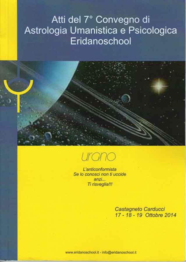 Atti Convegno Eridano, Urano