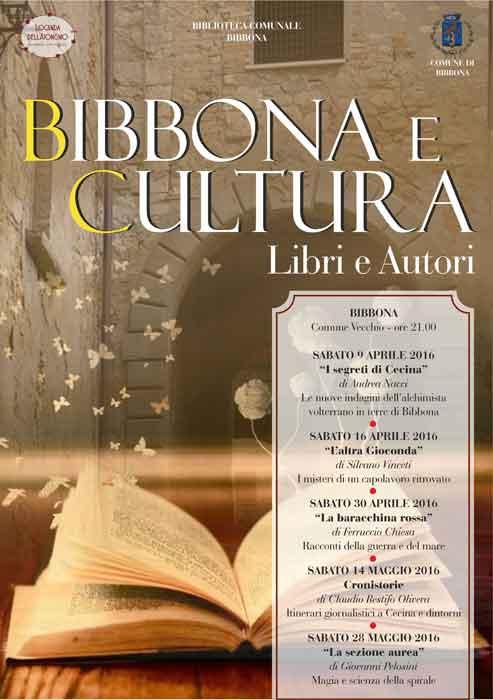 Bibbona e Cultura 2016