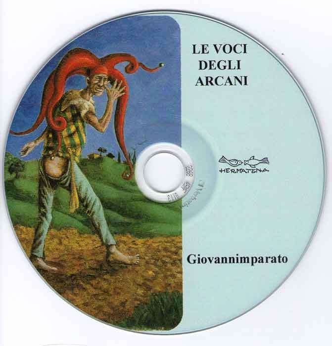 CD Le Voci degli Arcani