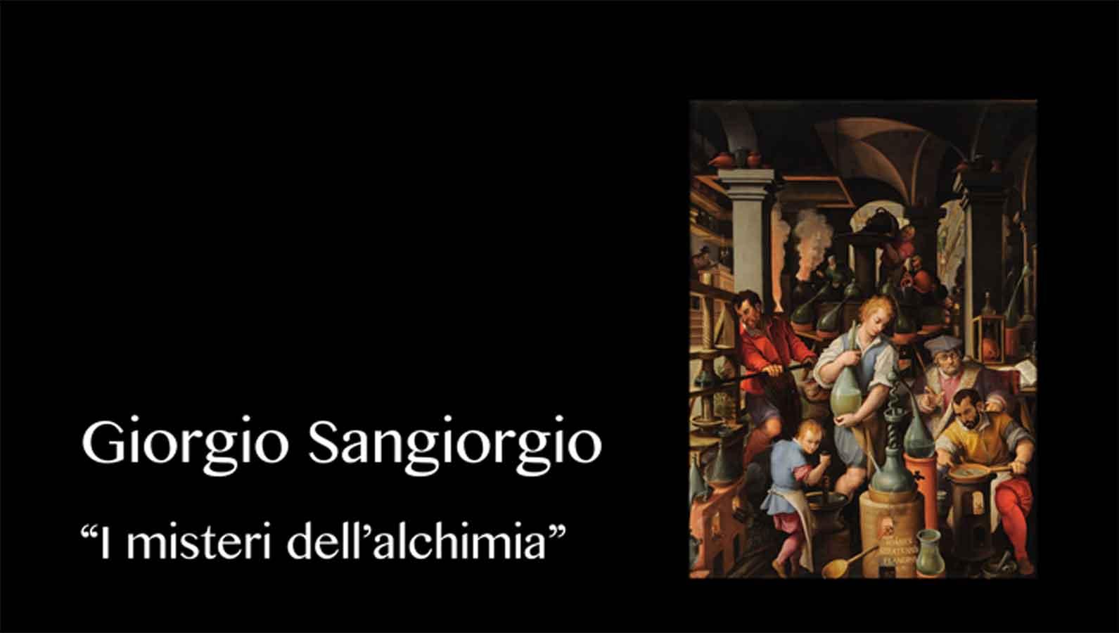 Giorgio Sangiorgio, Alchimia, AREA 23