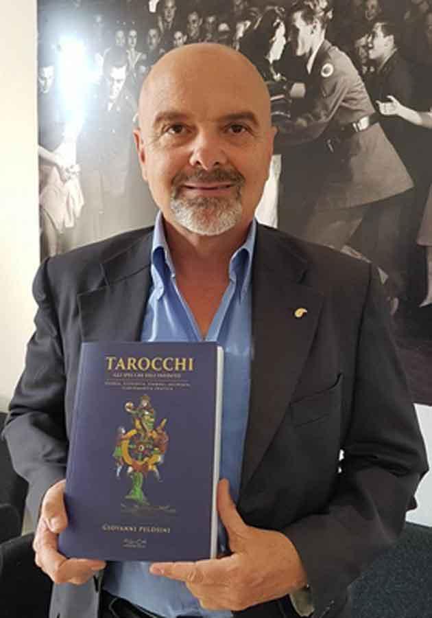 Giovanni Pelosini, Tarocchi Specchi dell'Infinito