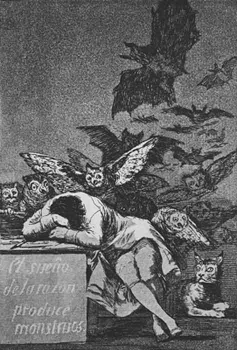 Goya, Il sogno della ragione