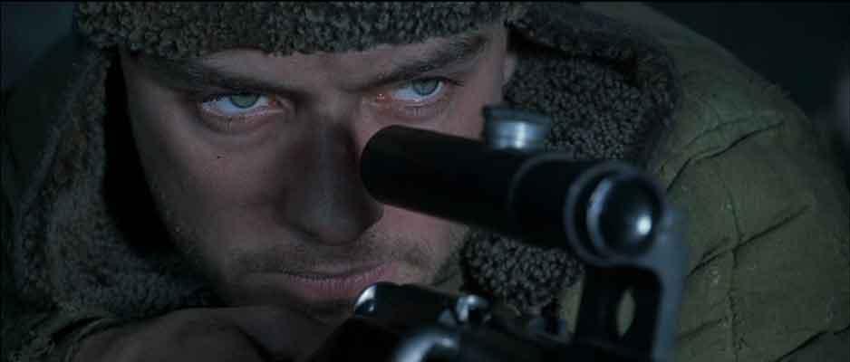 Il nemico alle porte, Jude Law
