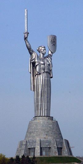 Madre Russia, Kiev