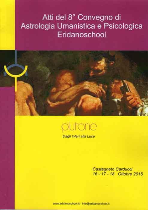 Plutone, Atti VIII convegno Eridanoschool