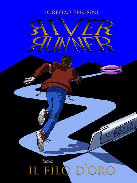 River Runner, copertina di Stefano Casini