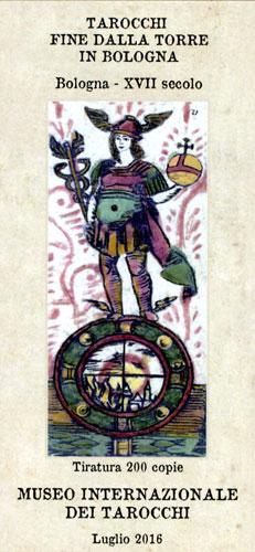 Tarocchi Carte Fine dalla Torre