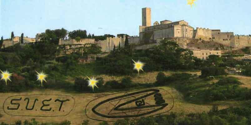 Tarquinia, 18° Convegno Ufologia
