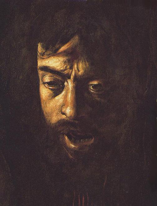 Risultati immagini per Caravaggio morente sulla spiaggia